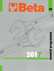 Click for a larger picture of Beta Tools 2017 Catalog