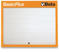 Click for a larger picture of Beta Tools C58P/B Basic Plus Panel Toolholder Cabinet