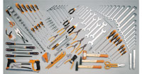 Click for a larger picture of Beta 5953VI Tool Set for Industrial Maintenance, 137 Pieces