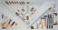 Click for a larger picture of Beta 5954VI Tool Set for Industrial Maintenance, 115 Pieces