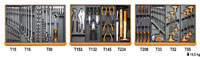 Click for a larger picture of Beta 2400S6-R/VG2T C24S/6-R Cab + 99 Pc Auto Repair Tool Set
