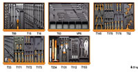 Click for a larger picture of Beta 2400S8-O/VG5T C24S/8-O Cab + 153 Pc Car Repair Tool Set
