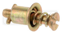 Click for a larger picture of Camloc 2700 Series Light Duty Stud, Flush Head, Slotted