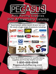 Click for a larger picture of 35th Anniversary Pegasus Catalog mailed to Canadian customer