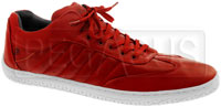 Click for a larger picture of Piloti Pistone Casual Shoe, size 12, Red