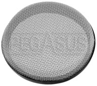 """Click for a larger picture of Custom Velocity Stack Filter - 123mm (4.87"""") Diameter - Pair"""