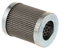 Click for a larger picture of Canton Short Oil Filter Element, 40 Micron Cleanable Screen
