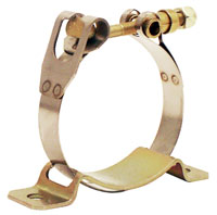 Click for a larger picture of Canton Universal In-Line Filter Mounting Clamp