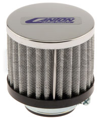 Click for a larger picture of Canton Clamp-On Breather Filter