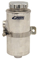 Click for a larger picture of Canton Universal Power Steering Tank, 23 oz