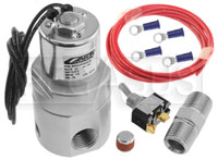 Click for a larger picture of Canton Pro Electric Valve Kit for Accusump