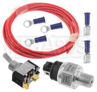 Click for a larger picture of Canton EPC Pro Upgrade Kit for Accusump, 35-40psi