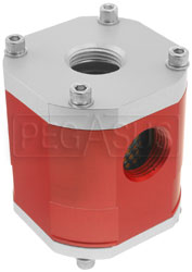 Click for a larger picture of Canton 4 inch Remote Fuel Filter Assembly