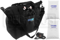 Click for a larger picture of (LI) Cool Shirt MobileCool 2, 12 Qt Bag Cooler with Battery