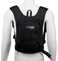 Click for a larger picture of (LI) Cool Shirt MobileCool BP 2 Backpack Cooling System