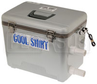 Click for a larger picture of Cool Shirt Pro Air and Water Cooler Only, 19 Quart