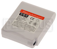 Click for a larger picture of Replacement 7.4v Battery for Waist Pack Cooling System