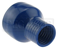"Click for a larger picture of Cool Shirt Blower Hose End Fitting, 3"" to 1.5"""