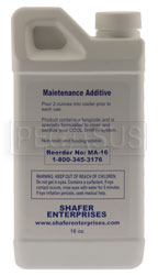 Click for a larger picture of Cool Shirt Maintenance Additive, 16oz Bottle
