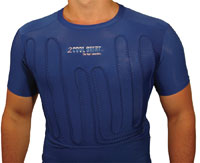 Click for a larger picture of Cool Shirt 2Cool Water-Cooled Compression Shirt