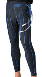 Click for a larger picture of Cool Shirt Cool Water Compression Pants