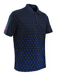 Click for a larger picture of Cool Shirt Luna-C Fan Gear Polo Shirt - On Sale!