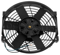 Click for a larger picture of Davies Craig 10 inch Electric Fan Short (Fan Only), 12V