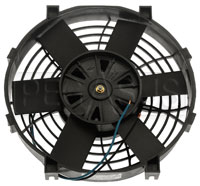 Click for a larger picture of Davies Craig 9 inch Electric Fan Short (Fan Only), 12V