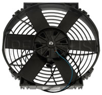 Click for a larger picture of Davies Craig 12 inch Electric Fan Short (Fan Only), 12V