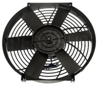 Click for a larger picture of Davies Craig 16 inch Electric Fan Short (Fan Only), 12V
