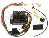 Click for a larger picture of Davies Craig Digital Thermatic Fan Switch Kit