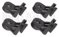 Click for a larger picture of Davies Craig Mounting Feet for Fans, 4-Pack