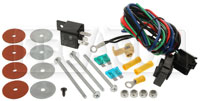 Click for a larger picture of Davies Craig Electric Fan Mounting and Wiring Kit, 12V