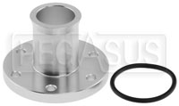 "Click for a larger picture of Davies Craig 6-Bolt Flange Adapter to 1"" Nipple, Alloy"