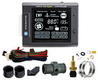 Click for a larger picture of Davies Craig LCD Pump / Fan Controller Kit, 12v/24v