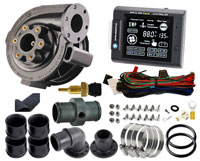 Click for a larger picture of Davies Craig 12v EWP80 Nylon Water Pump w/ LCD Controller