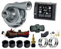 Click for a larger picture of Davies Craig 12v EWP150 Alloy Water Pump w/ LCD Controller