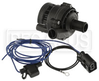 Click for a larger picture of Davies Craig 12v EBP15 Electric Booster Pump Short