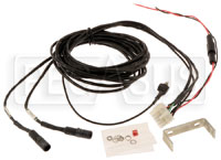 Click for a larger picture of Wiring Loom for SPA DG203 Gauge