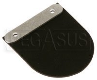 Click for a larger picture of Fuel Safe Rubber Flapper for Standard Fill Plate