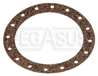 "Click for a larger picture of Fuel Safe Round Gasket, 16 Bolt, 6"" Bolt Circle"
