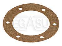 "Click for a larger picture of Fuel Safe Round Gasket, 6 Bolt, 2-15/16"" Bolt Circle"