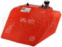 Click for a larger picture of Fuel Safe 6 Gallon Formula Car Enduro Cell, Left Filler