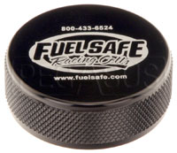 "Click for a larger picture of Fuel Safe 1.75"" Non-Vented Filler Cap"