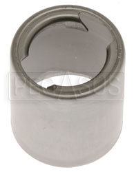 """Click for a larger picture of Fuel Safe 2.25"""" x 2.75"""" Long Clamp-Mount Steel Filler Neck"""