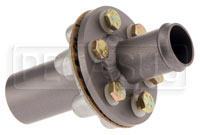 Click for a larger picture of Fuel Cell Vent Check Valve, Flange Mount for 1 inch Hose