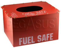 Click for a larger picture of Fuel Safe Steel Container Only for 17 Gallon Cell