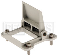"Click for a larger picture of Fuel Safe 1.5"" Billet Aluminum Trap Door"