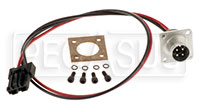Click for a larger picture of Fuel Safe Male 2-Wire Fuel Pump Harness, Inside Tank