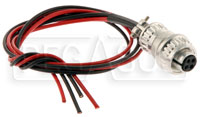 Click for a larger picture of ASA 5700 Female 4 Wire Fuel Pump Harness, Outside Tank